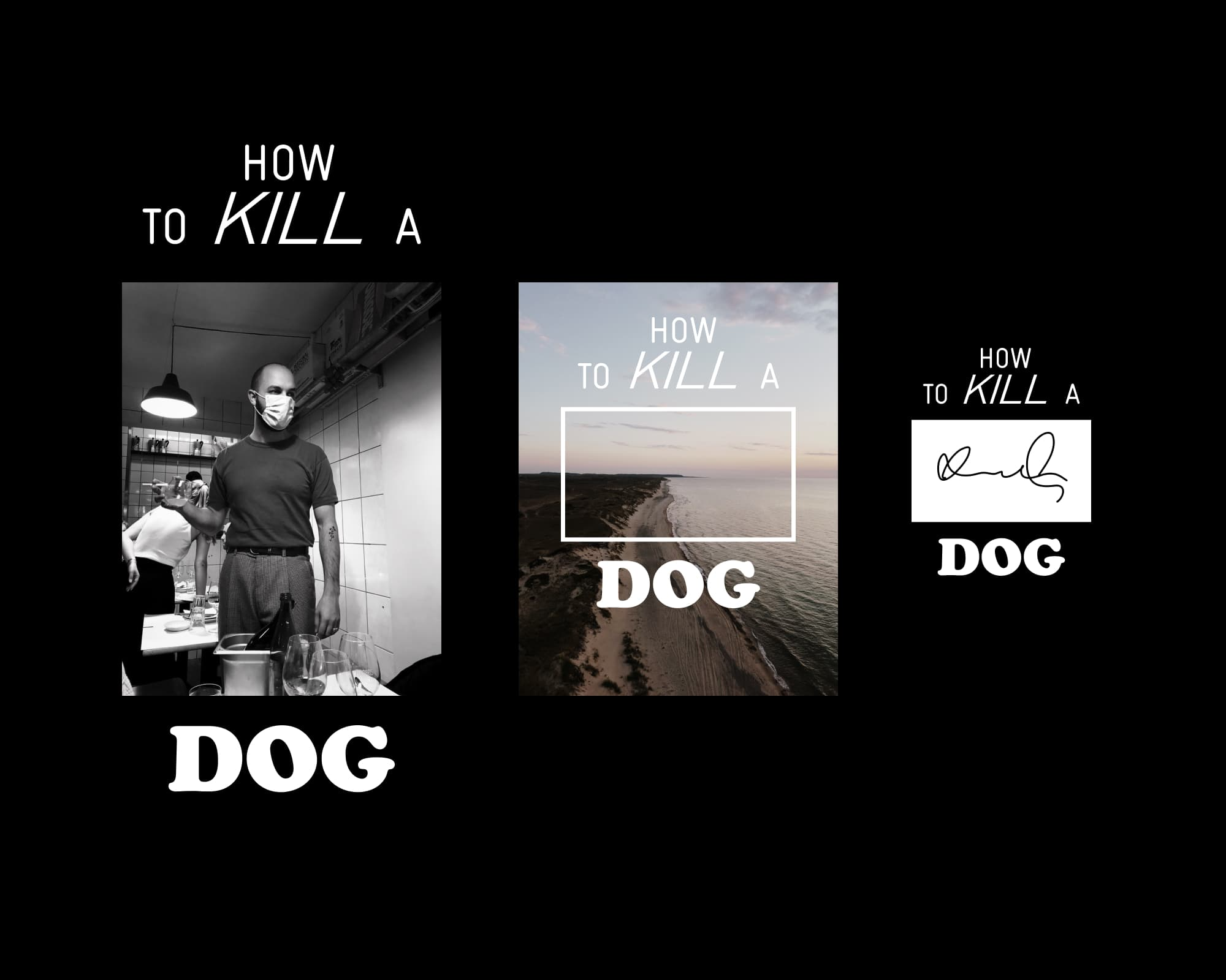 Andreas weiland how to kill a dog